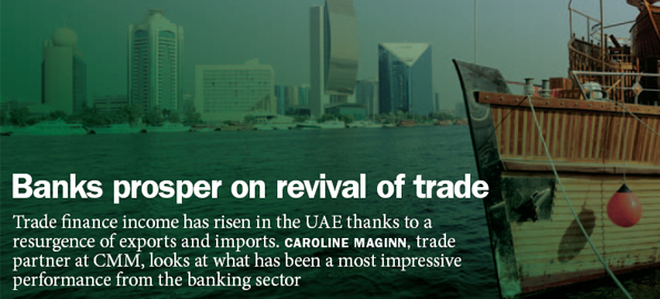 Banks prosper on revival of trade