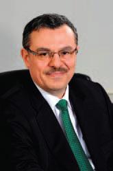 Ufuk Uyan, CEO of Kuveyt Turk Participation Bank