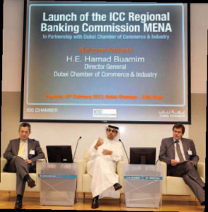 The International Chamber of Commerce (ICC), in partnership with the Dubai Chamber of Commerce and Industry, has launched the ICC Regional Banking Commission Middle East and North Africa