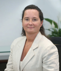 Sherie Morais, head of transaction services origination, RBS, Middle East and Africa