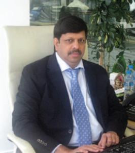 Suresh Vaidyanathan, CFO, Platinum Corp FZE