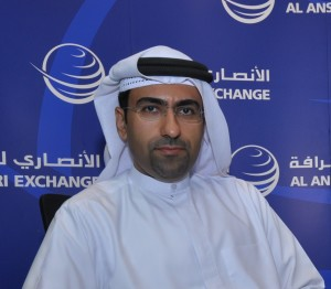 Rashed Ali Al Ansari General Manager Al Ansari Exchange.