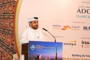 Ahmed Bin Sulayem, Executive Chairman of Dubai Multi Commodities Centre (DMCC).