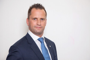 Hendrik Verbrugghe, Marketing Director, Canon Middle East.