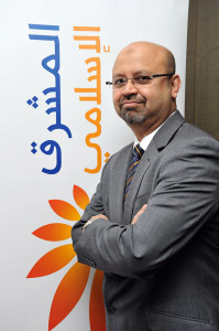 Moinuddin Malim, Chief Executive Officer of Mashreq Al Islami