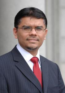 Safder Jaffer, Managing Director & Consulting Actuary - Middle East & Africa, Milliman