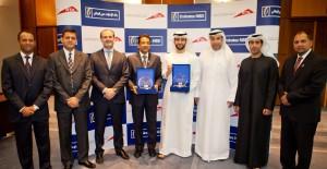 Visa-ENBD-RTA partnership
