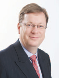 Alex Thursby, group chief executive NBAD