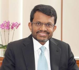 H.E. Ravi Menon, Governor of the Monetary Authority of Singapore