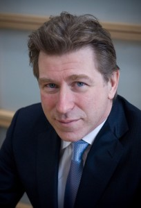 Nick Tolchard, Head of Invesco Middle East