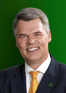 Toby O'Connor, Chief Executive Officer of the Islamic Bank of Asia