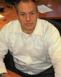 Boeing Capital's senior director, Rich Hammond