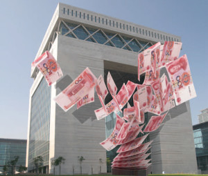 Dubai is edging forward in its bid to become the next offshore RMB trading centre