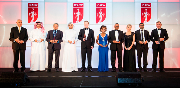 Laurels for MENA's top finance professionals