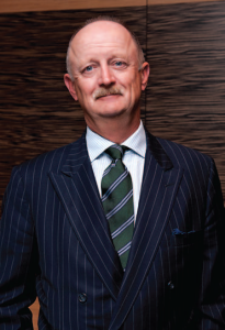 Steve Troop, CEO, Barwa Bank