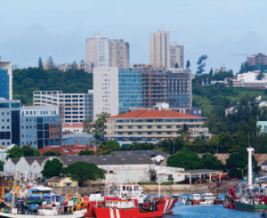 Maputo, the capital of Mozambique