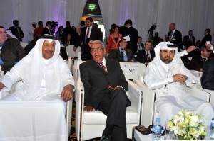 R to L DR Abdel Rahman Taha- CEO of ICIEC- Ismail Omar Al Dafa- Executive Director of ICIEC-IDB