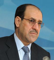 Nuri Al Maliki, Prime Minister of Iraq