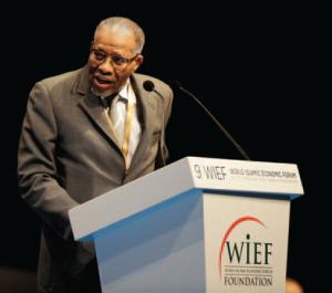 Dr Ali, IDB president