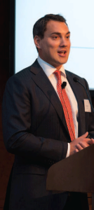 Oliver Baillie, head of cash management, Middle East at Barclays