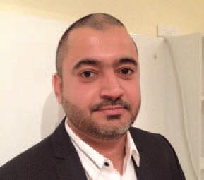 Imran Ahmed, CFO at Al Jomaih & Shell Lubricating Oil Compan