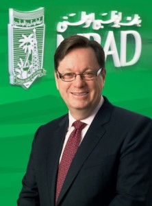 Alex Thursby, the Group Chief Executive Officer of NBAD