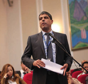 Dr Abdul Aziz Al Hinai, vice-president (finance) of the Islamic Development Bank