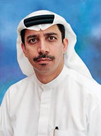Essa Kazim, chairman of Dubai Financial Market
