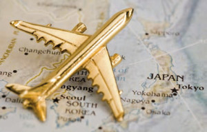 The golden continent: Asia flies high...