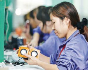 Manufacturing in Chnia