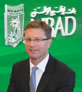 James Burdett, NBAD Group Chief Financial Officer