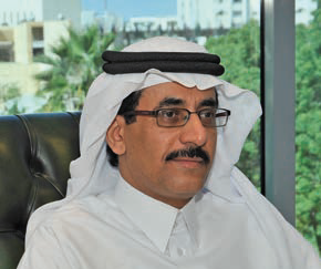 Khalid Al-Aboodi, CEO of ICD