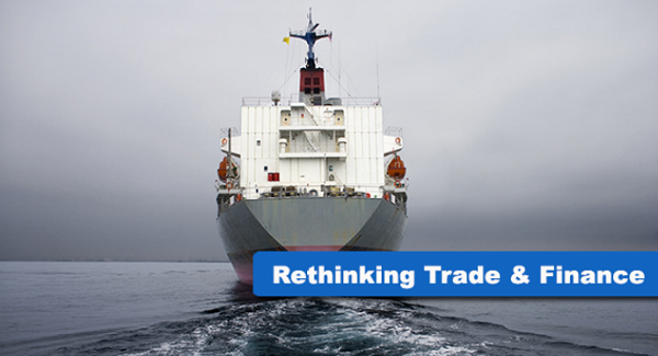 World trade splutters back to life