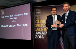 NBAD Named Best Private Bank in UAE