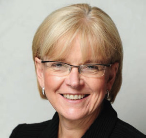 Carole Berndt, head of Global Transaction Services, RBS
