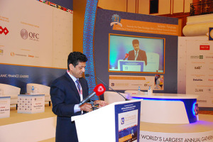 Jaseem Ahmed, Secretary-General of Islamic Financial Services Board (IFSB)