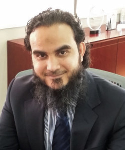 Noman Ansari, group treasurer and head of corporate finance