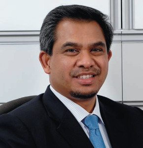 Dr Mohammed Daud Bakar, director of Tawreeq
