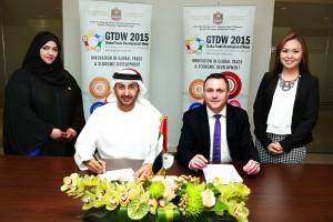 GTDW MOU signing