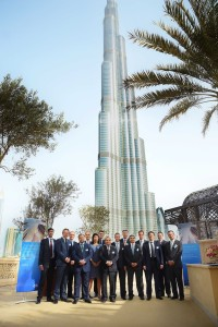 "Citi's Team during ""The Middle East - Africa Expanding Corridor"" client event held recently in Dubai."