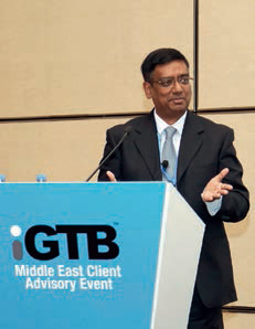 Hashit Jain, head of GTS product management, solutions structuring and delivery, Mashreq Bank