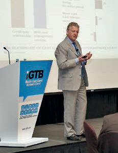 Andrew England, head of strategy at iGTB