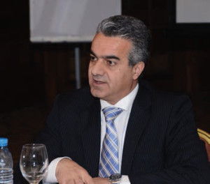 Moussa Abdallah, Head of Correspondent Banking Department, Bank of Beirut