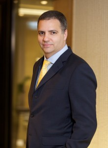 Michael Vrontamitis, Head of Trade Products, Transaction Banking at Standard Chartered