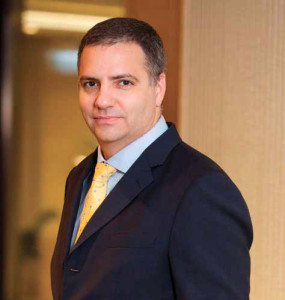 Michael Vrontamitis, headof Trade products, transaction banking at Standard Chartered