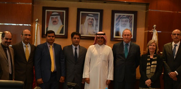 AMCHAM, WESTPOINT HOME MEET MINISTER OF INDUSTRY, ANNOUNCE $9 MILLION EXPANSION INVESTMENT IN BAHRAIN