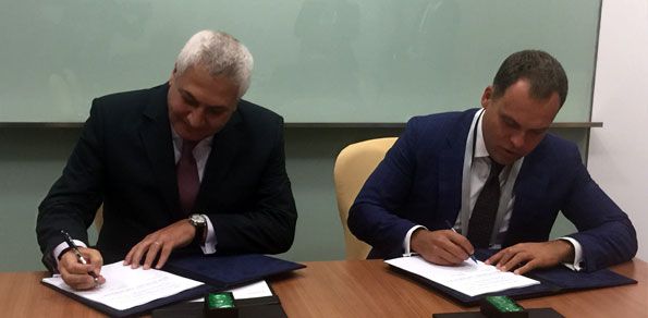 ICIEC and EXIAR sign a reinsurance framework agreement