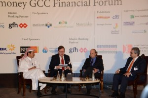 Panel discussion - GCC Financial Forum 2015