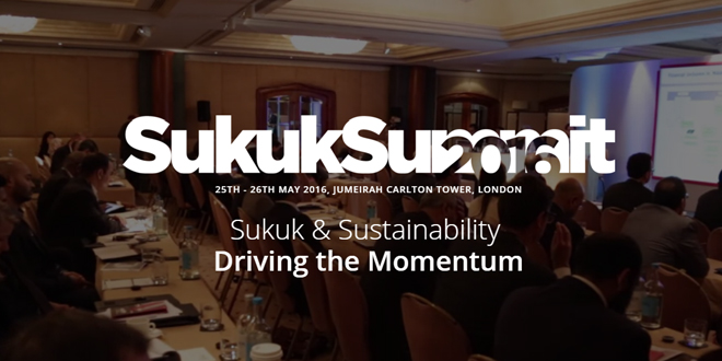 2016 London Sukuk Summit Key Speakers Announced