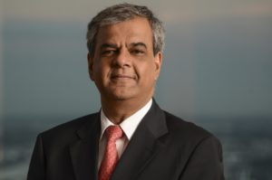 Ashok Vaswani, Chief Executive of Barclays UK